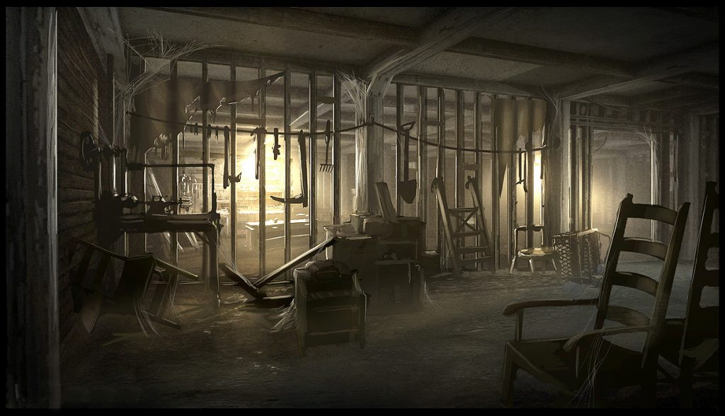 Gold Miners Shack